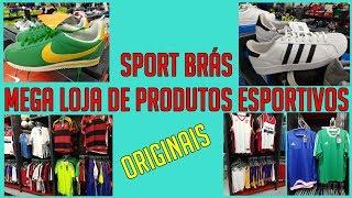 Sport Brás - Mega loja de produtos esportivos no Brás