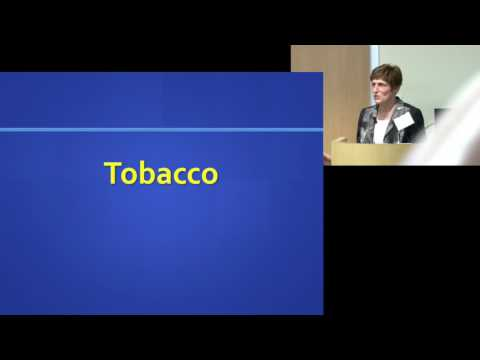 Dr. Marian Fireman presents Treating Addiction with Medication