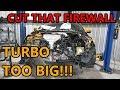Damage to FIREWALL!!! CuStoM Rebuild STRS Part 2 FIN