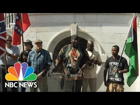 Activists Aim To Keep Charleston, SC From Becoming Charlottesville   NBC News