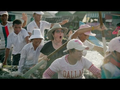 The dragon boat race - The Mekong River with Sue Perkins: Episode 1 Preview - BBC Two
