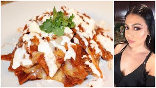 Cooking With Me: How to Make the Best Chilaquiles
