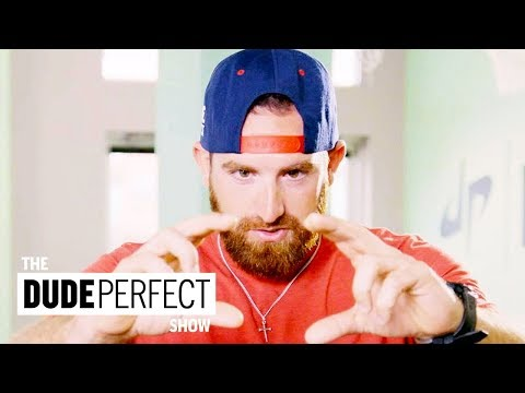 "CMT's Dude Perfect Show - Get To Know Tyler Toney, ""The Bearded Guy"""