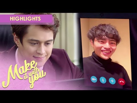 Gabo Speaks To Yuta Again | Make It With You (With Eng Subs)