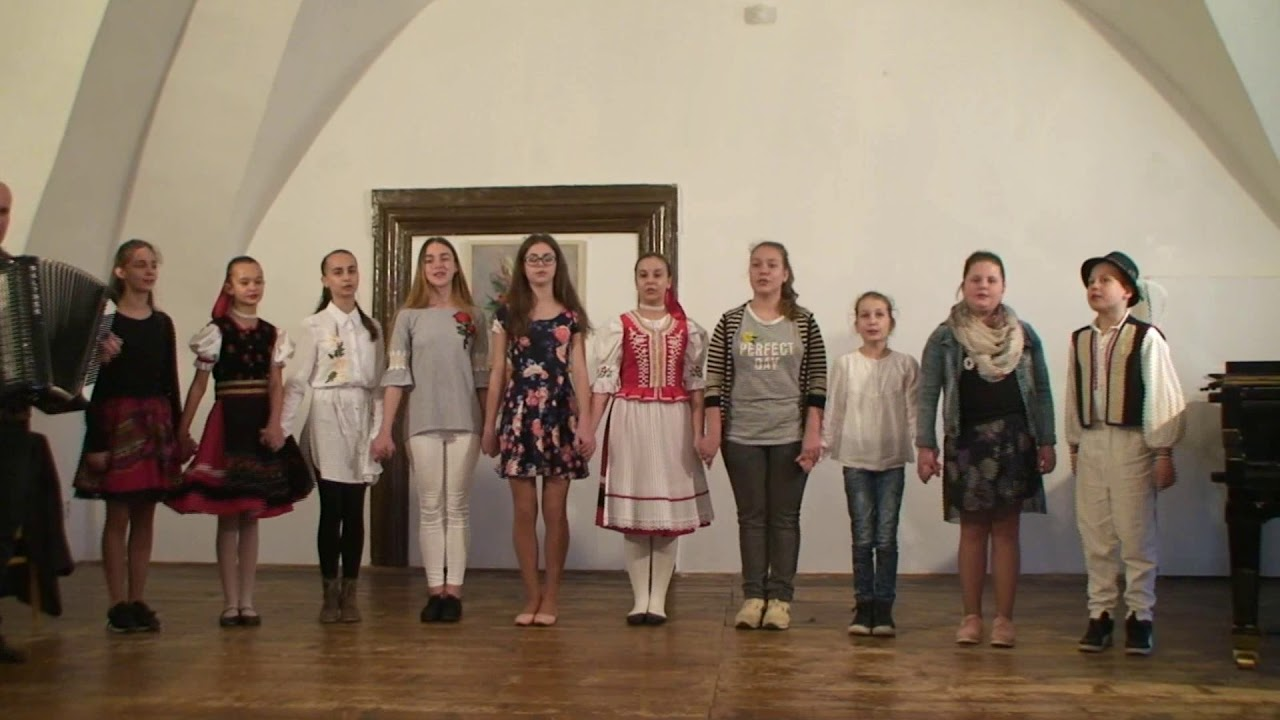 2f79ef2e5bed Hudobný folklór 2018 - 13.4.2018 Vihorlatské múzeum Humenné - YouTube
