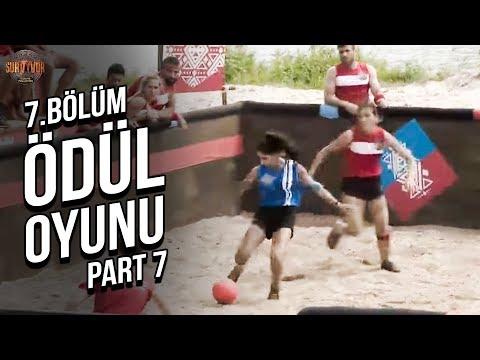 Ödül Oyunu 7. Part | 7. Bölüm | Survivor Türkiye - Yunanistan