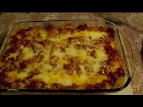 Cómo cocinar una lasaña sencilla - Receta - La receta de la abuelita