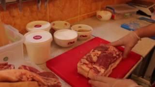 видео Инструкция по применению нитрита натрия при посоле мясных продуктов