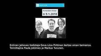 Ex-JT Eeva-Liisa Pirttinen Radio Suomen ohjelmassa