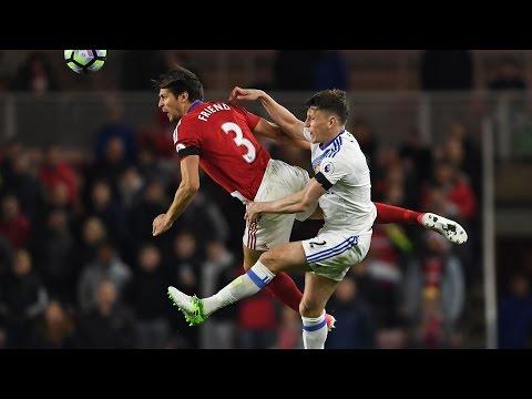 Middlesbrough clip Sunderland in relegation battle