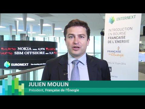 Introduction en bourse de la Française de l'Energie sur Euronext