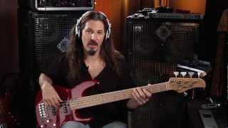 "Bass - Bryan Beller from Dethklok - ""Freak Show Excess"""