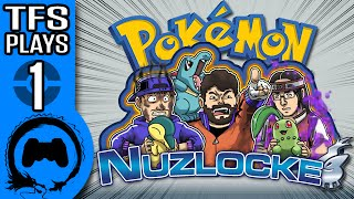 Pokemon Silver NUZLOCKE Part 1 - TFS Plays - TFS Gaming
