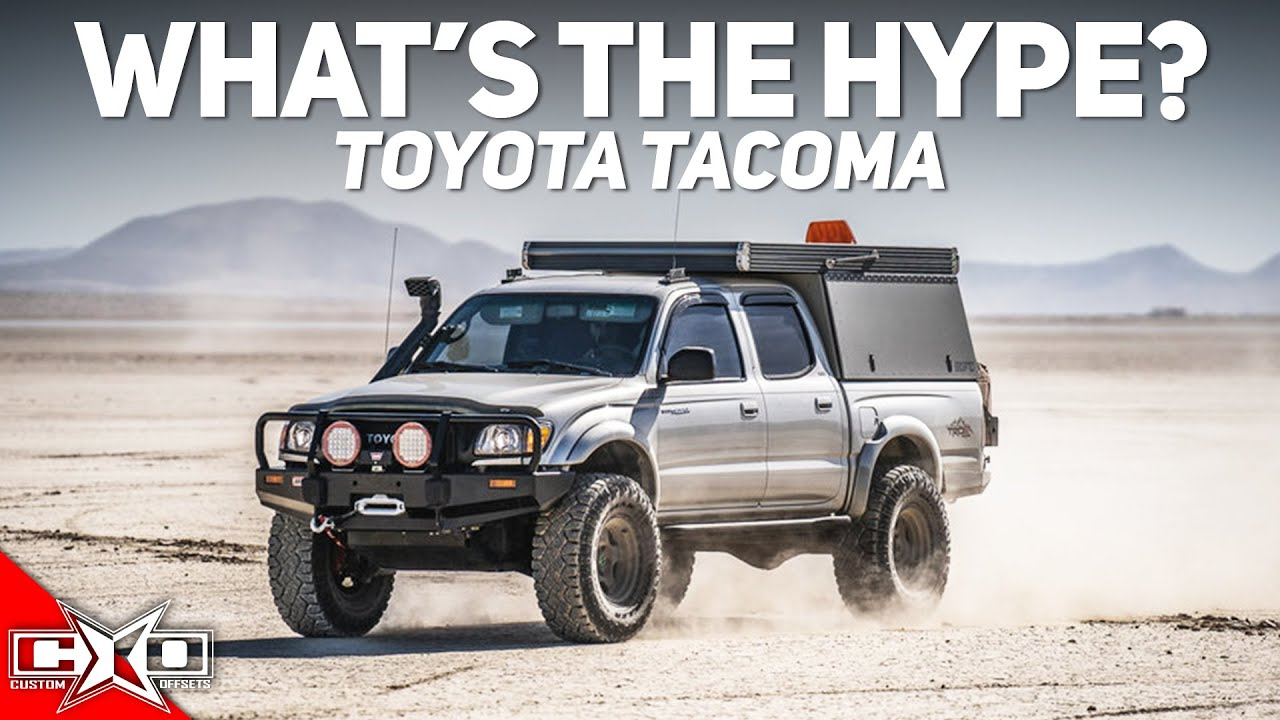 Toyota Tacoma?! || What's the HYPE?