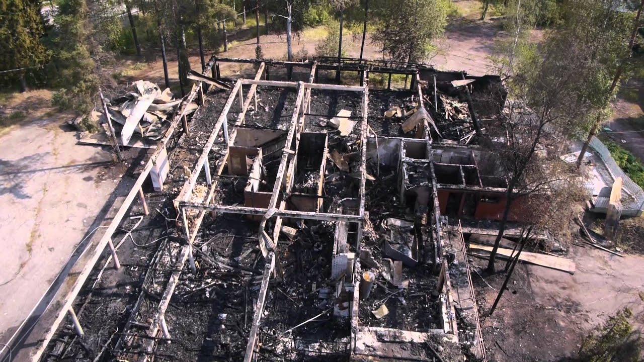 Tulipalo Riihimäki