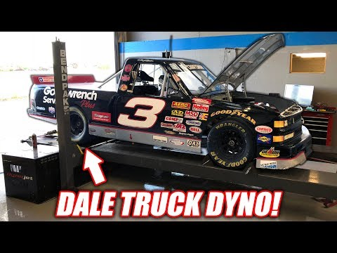 Dyno Tuned Our NASCAR! *Daytona 500 Prep* lol