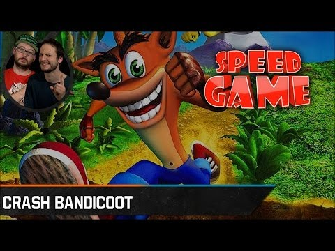 Speed Game - Crash Bandicoot - Fini en 36:19