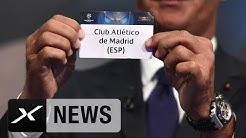 Das sind die Achtelfinal-Gegner der Deutschen | UEFA Champions League
