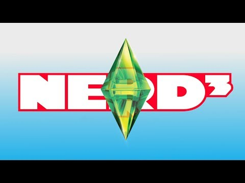 Nerd³ Loves The Sims FreePlay - #Ad