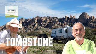 Ep. 143: Tombstone | Arizona RV travel camping