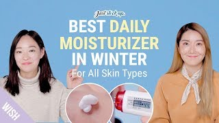 Winter's Best Daily Face Cream for Balanced Oil & Water Level on the Skin⎪12th JSU