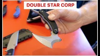 Edged Weapons Division of Double Star Corp : SHOT show 2018