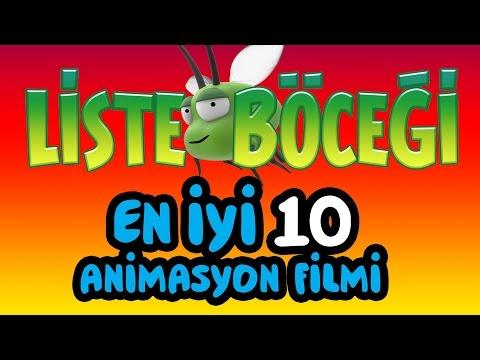 Liste Böceği - En İyi 10 Animasyon Filmi