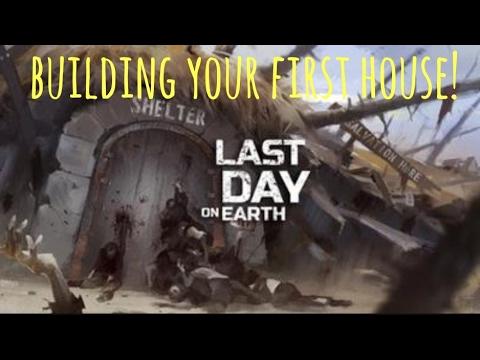 Last Day On Earth Survival - Building A SAFE House/Base Walkthrough