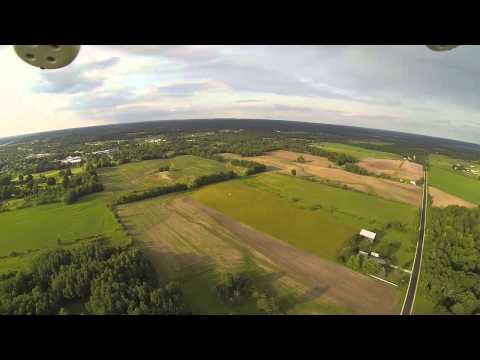 DJI Phantom 1 Flights Around West Michigan