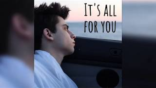 FOR YOU - Lyric Video - by Aidan Gallagher