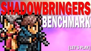 FFXIV Shadowbringers Benchmark & Job Actions Reactions | Let's Chat and Chill