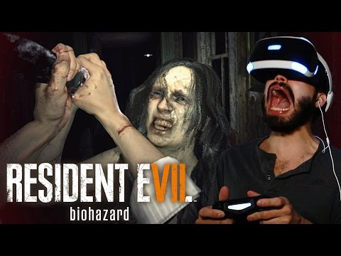 MUERTOS VIVIENTES!!!   Resident Evil 7 Biohazard en Español (PSVR) #2
