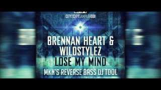 Brennan Heart & Wildstylez - Lose My Mind (MKN Reverse Bass Edit) *Free Download*