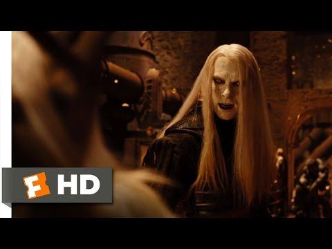 Hellboy 2: The Golden Army 310 Movie   Prince Nuada Kills King Balor 2008 HD