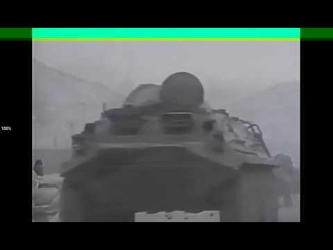 Soviet Invasion Begins in 1979