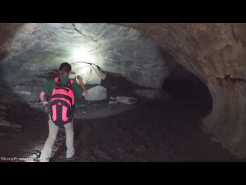 Valentine Cave Tour at Lava Beds National Monument