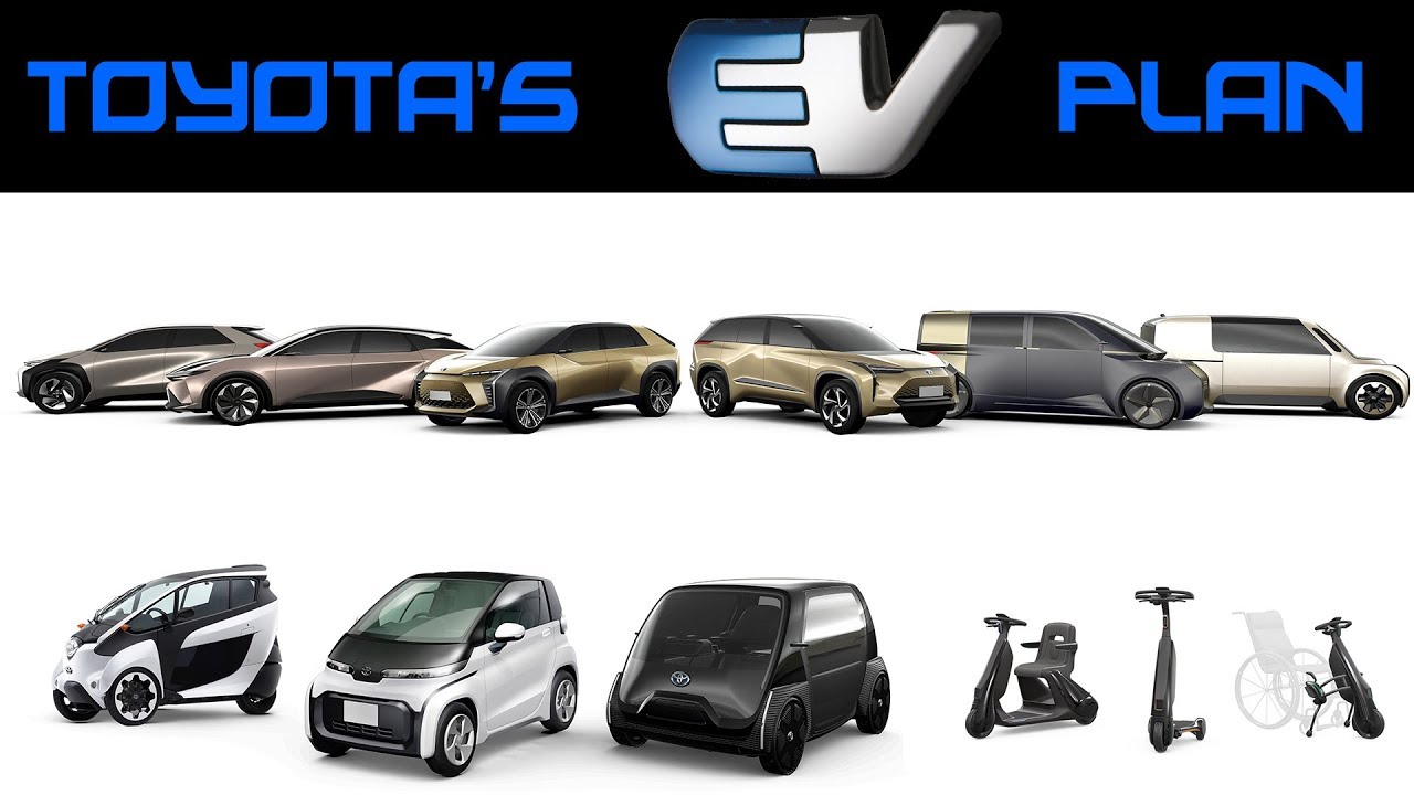 The Electric Plan: Toyota and Lexus are about to take the EV plunge. - YouTube