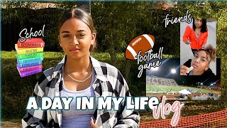 Day in My Life Vlog *finally got a break* | Follow Me Around for A Day | LexiVee03