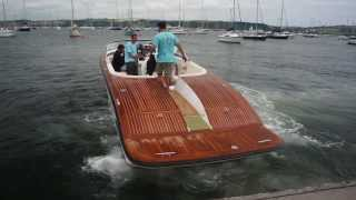 Cockwells 9.5m Superyacht Tender Fly-By-Wire Control