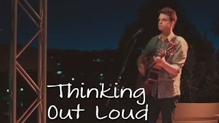 Thinking Out Loud - Ed Sheeran (Live @ The Newport) by Jake Edgley