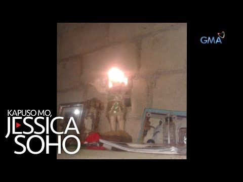 Kapuso Mo, Jessica Soho: Poon ng Sto. Niño sa Quezon, kumikinang?!