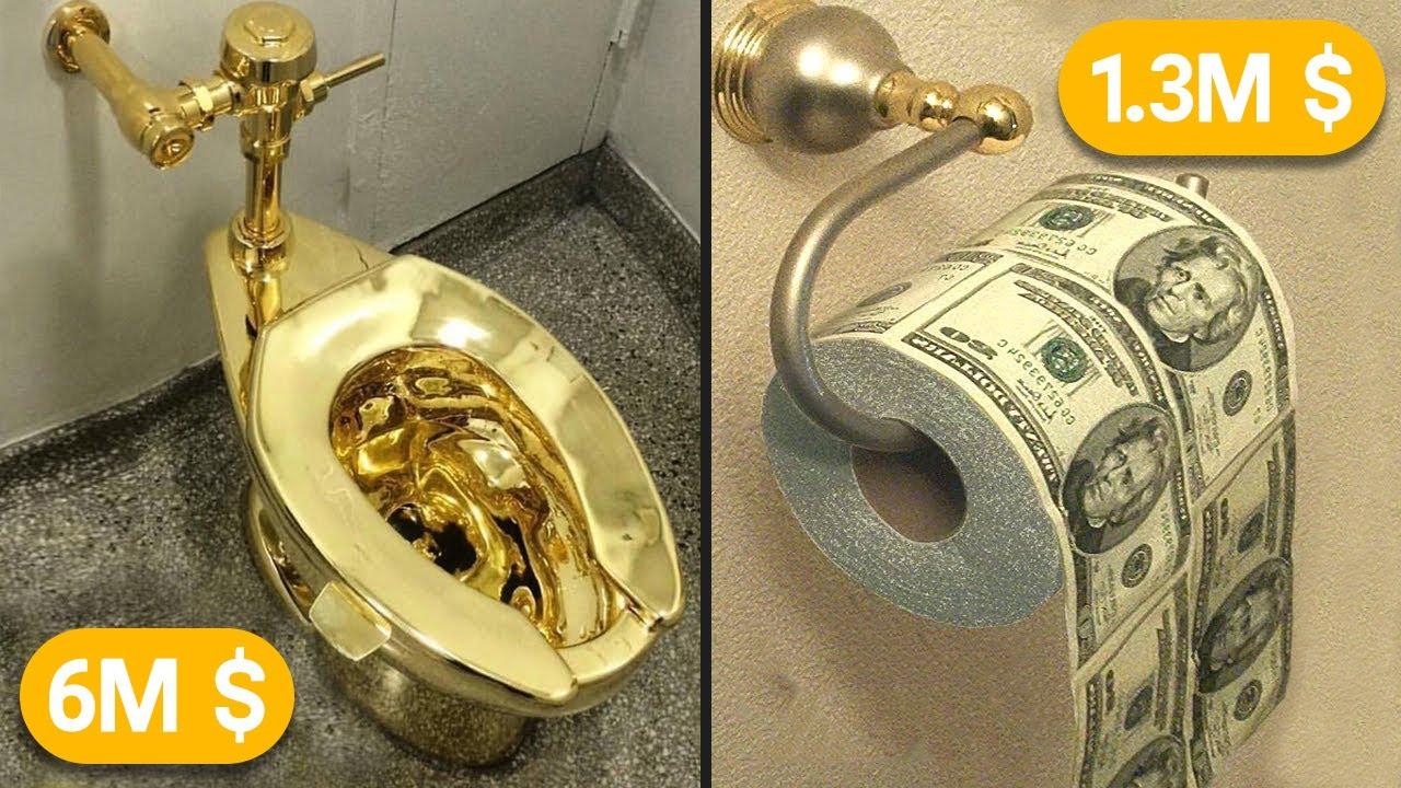 UIMITOR! Iata Cum MILIONARII Isi Cheltuie Banii