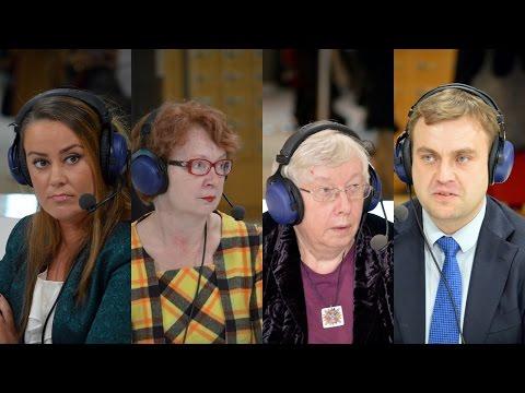 Estonian part - Citizens' Corner debate on fighting against terrorism
