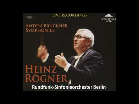 Bruckner - Symphony No.8 (Berlin RSO - Rogner)