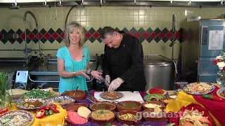GoodTaste.tv - Enchiladas for Everyone at Mi Tierra