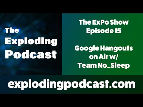 Microsoft Imagine Cup: Team No_Sleep, Interview with Reuben | The Exploding Podcast