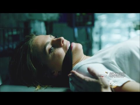 Castle 7x15 Reckoning Beckett Scenes Captive And Tied Up By Dr Nieman