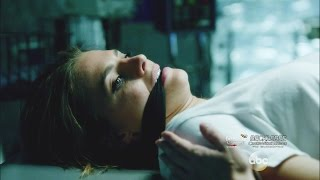 """Castle 7x15 """"Reckoning"""" Beckett Scenes  Captive and Tied Up By Dr Nieman"""