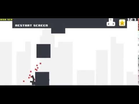 Pixel Rope - Swinging Game