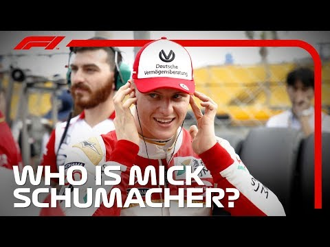 Mick Schumacher: Ferrari Driver Academy's Latest Recruit